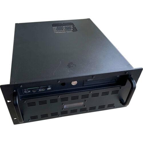 Rack szervergép E3-1240 v2